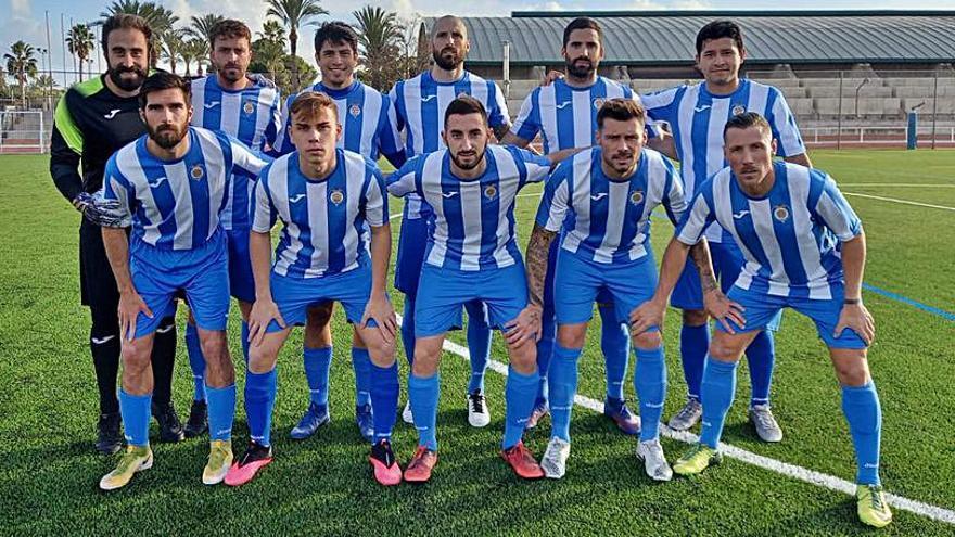 El CF Gandia empata en Alicante (3-3)