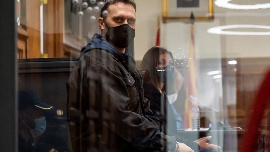 Trasladan a 'Igor el Ruso' a la cárcel pontevedresa de A Lama