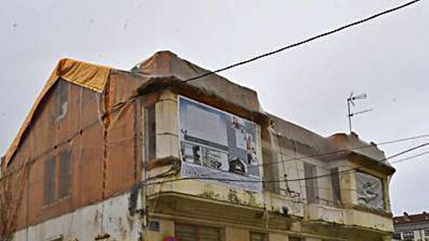 Un edificio en Acea de Ama atribuido a Antonio Tenreiro, en el catálogo de patrimonio cultural