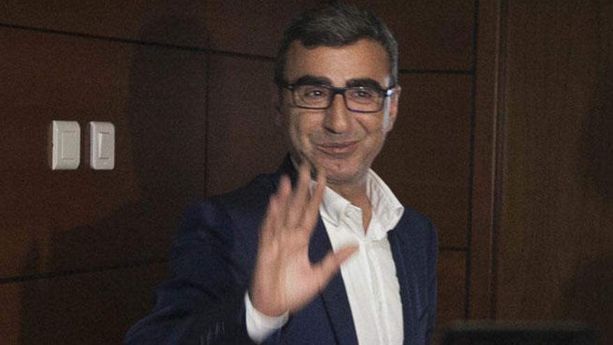 El PSOE destituye a Javier Abreu al frente del partido en La Laguna