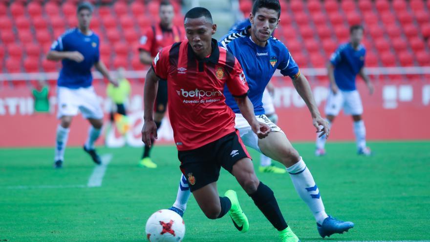 Bryan Reyna explica en Perú su salida del Real Mallorca