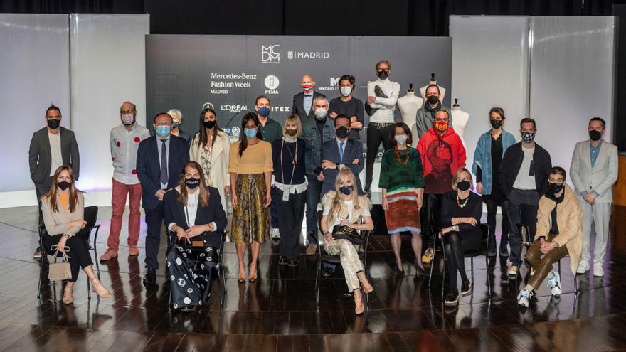 La moda de autor tomará protagonismo en la pasarela madrileña