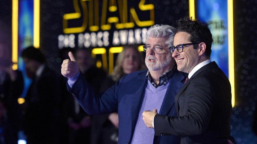 """George Lucas se sintió """"traicionado"""" por Disney"""