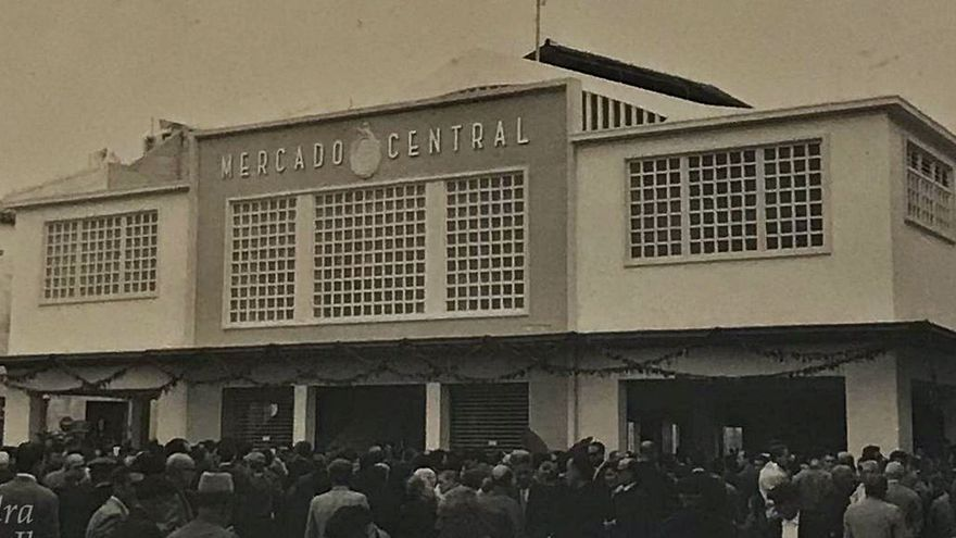 Triste aniversario del Mercado Central