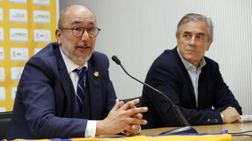 """""""La continuidad de García no está supeditada a los resultados"""""""