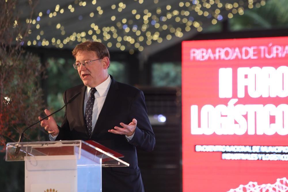 II Foro Logístico de Riba-roja de Túria