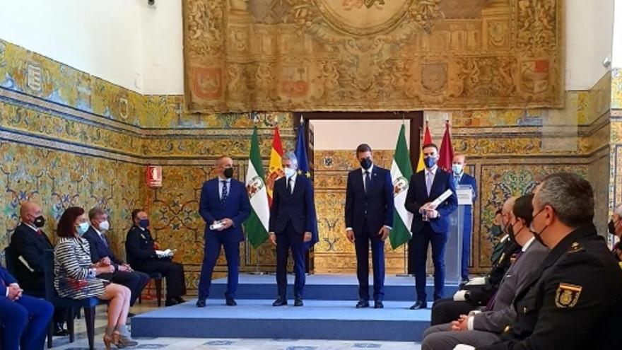La Cátedra de Cooperación al Desarrollo de la UCO recibe la Medalla al Mérito de la Protección Civil de Andalucía