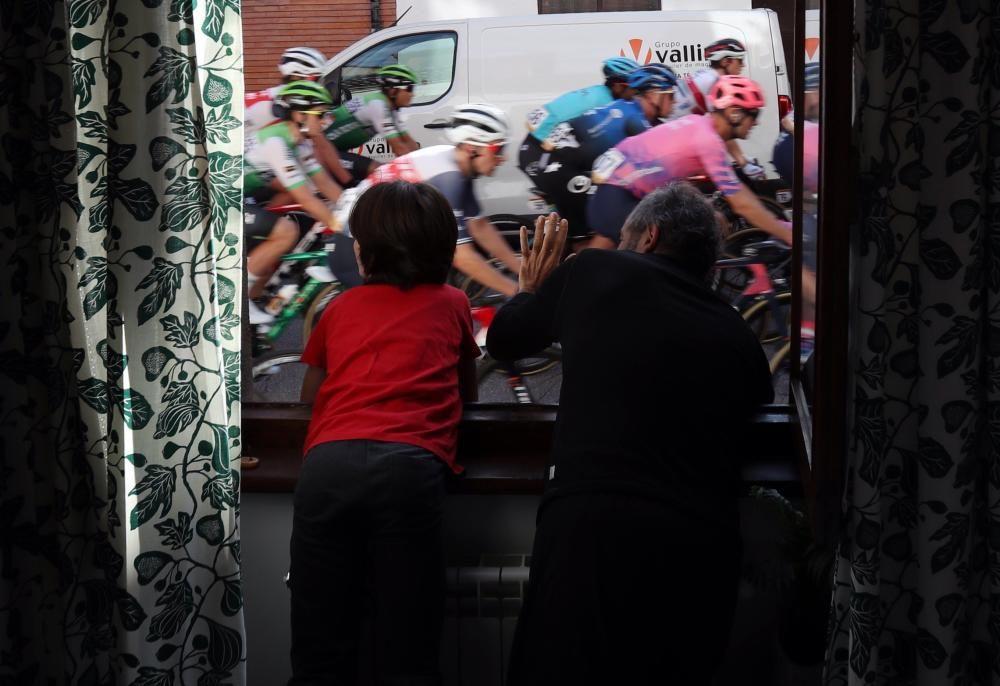 Las imágenes de la 11ª etapa de la Vuelta a España