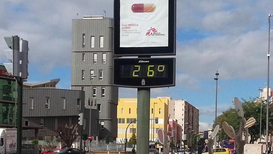 Una masa de aire polar bajará las temperaturas a partir del viernes en la Región