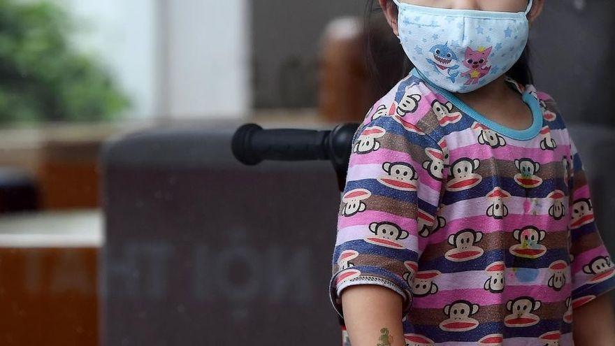 Muere una niña de cinco años 15 horas después de dar positivo en Covid-19
