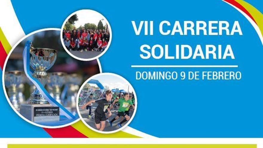 Alicante celebra el domingo la VII Carrera Solidaria a favor de Cáritas