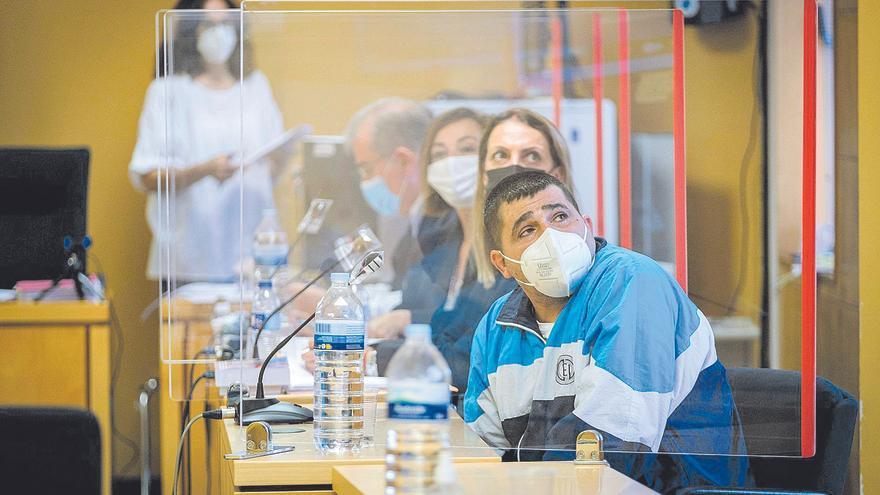 Los forenses afirman que la víctima del parricidio de La Palma murió por los múltiples golpes recibidos