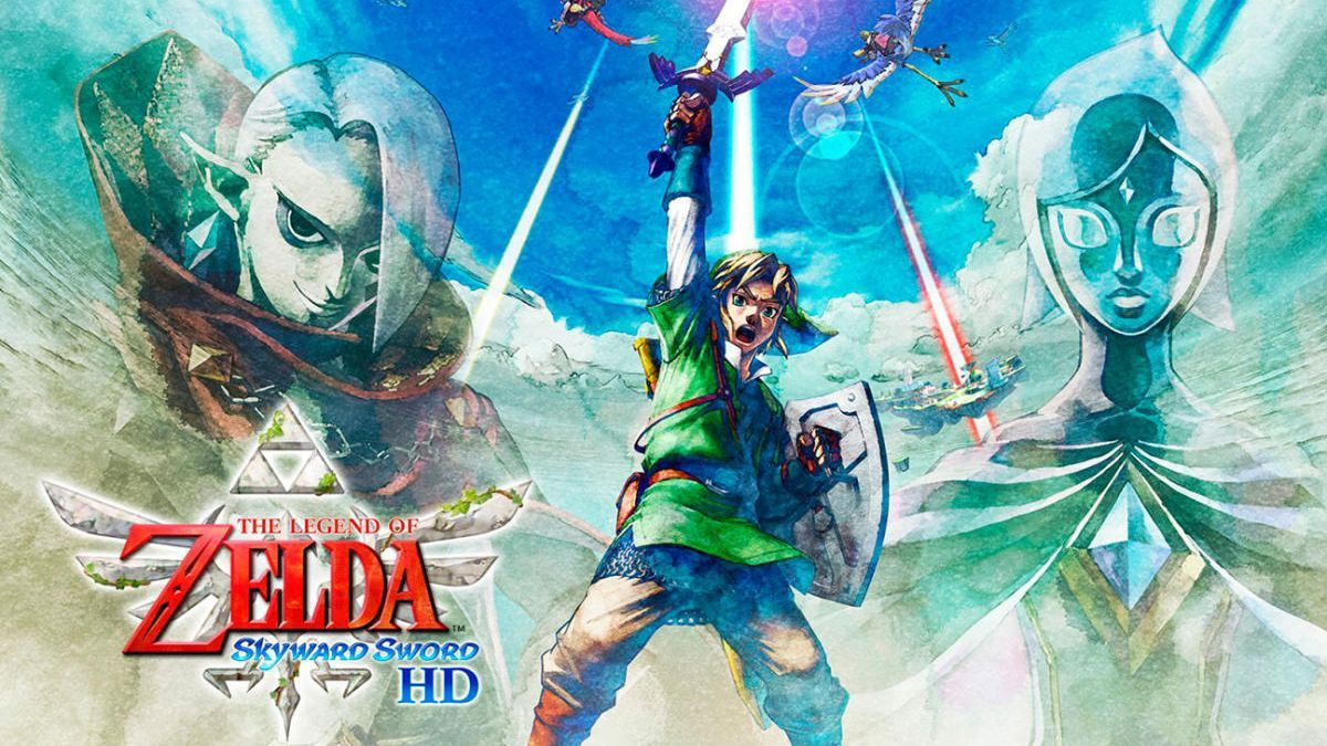 The Legend of Zelda: Skyward Sword HD anuncia fecha de estreno en Switch.
