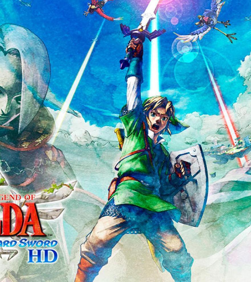 The Legend of Zelda: Skyward Sword HD anuncia fecha de estreno en Switch