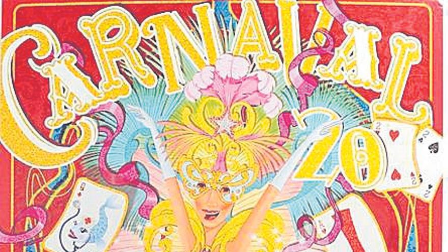 «¡Tachán!» anunciará el Carnaval de Maspalomas 2022 dedicado a La Magia