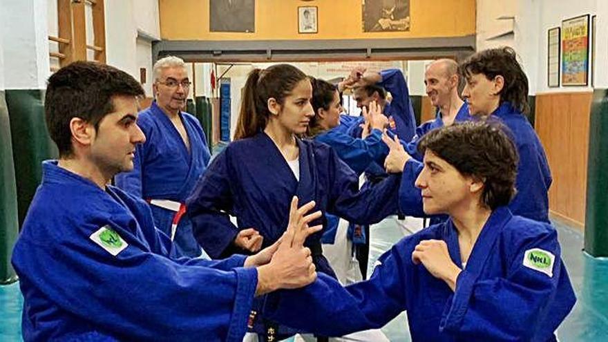 El Shotokan Benavente impartirá un curso de defensa personal