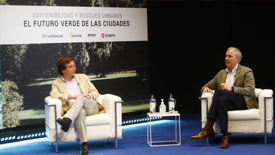El 'Bosque de los Zaragozanos' comenzará a plantarse en otoño