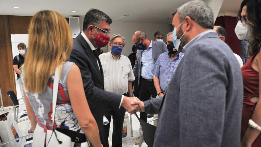 """El alcalde de Crevillent contesta al PP: """"ofenden a un pueblo"""""""