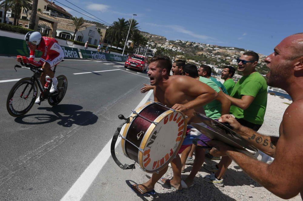 Decimonovena etapa de la Vuelta a España
