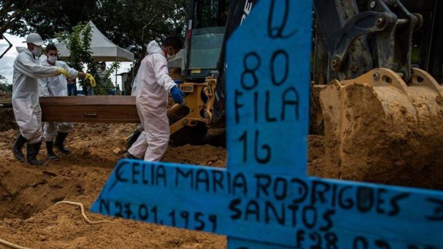 La nueva amenaza del coronavirus es brasileña, se llama P.1 y es muy preocupante