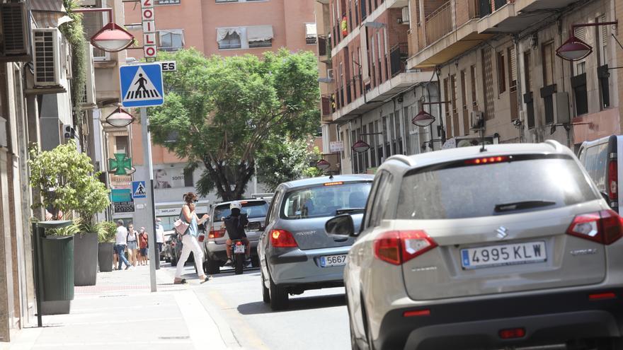 Elche mejorará la seguridad vial en la calle Ángel