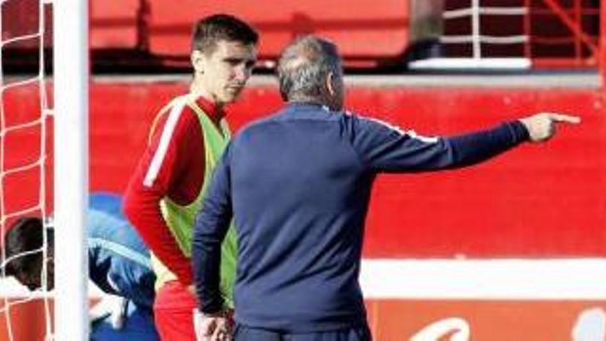 Scepovic escribe una carta a la afición para aclarar su salida del Sporting