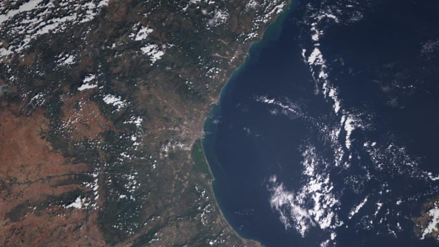 El impacto de la DANA en la costa valenciana