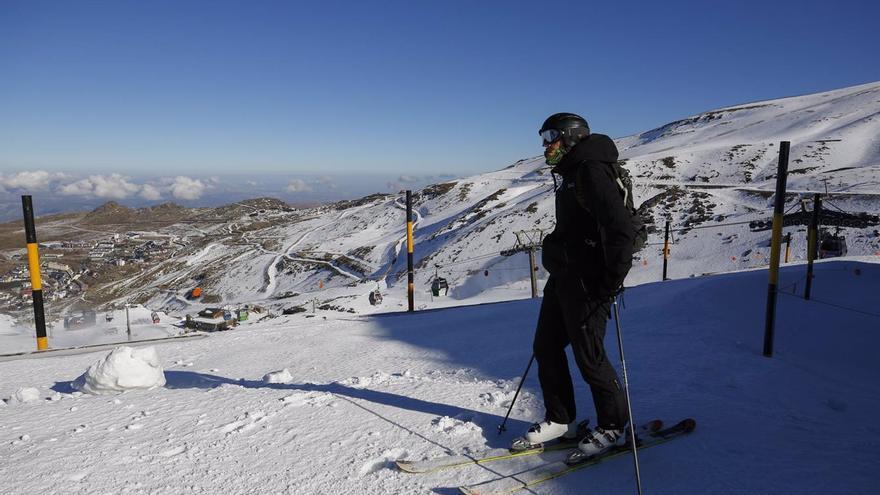 Sierra Nevada cierra el 18 de abril las pistas de esquí