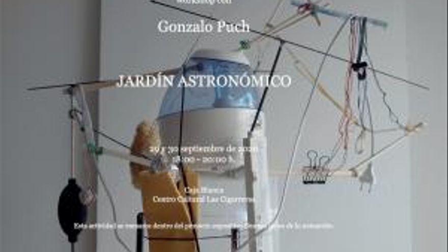 Jardín astronómico