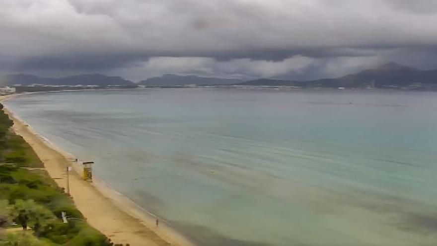 El tiempo en Mallorca: Lluvias fuertes y tormentas
