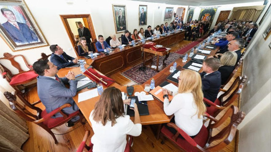 Arona aprueba el mayor presupuesto de su historia: 107 millones de euros