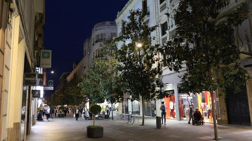 ¿Está en su programa la calle Cruz Conde como símbolo de rehabilitación del centro de Córdoba?