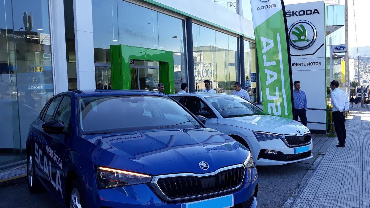 Mourente Motor organiza unas ventas privadas con grandes descuentos.
