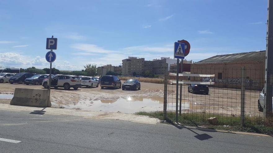 """Monzó: """"El aparcamiento de Les Barraques está adecuadamente señalizado"""""""