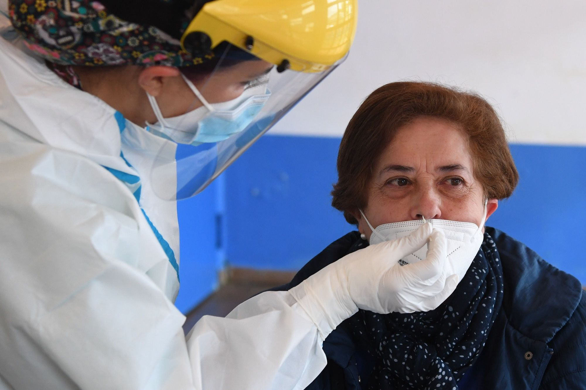 Cribado masivo por PCR para detectar casos activos en Betanzos