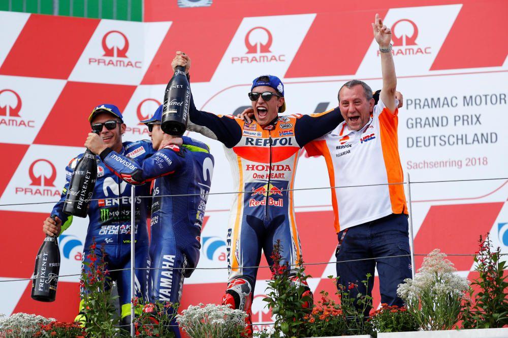 Mundial de MotoGP, en imágenes