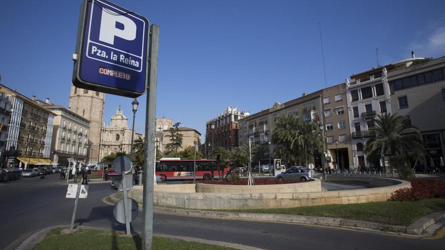 València pondrá tarifa plana en 6 parkings del centro