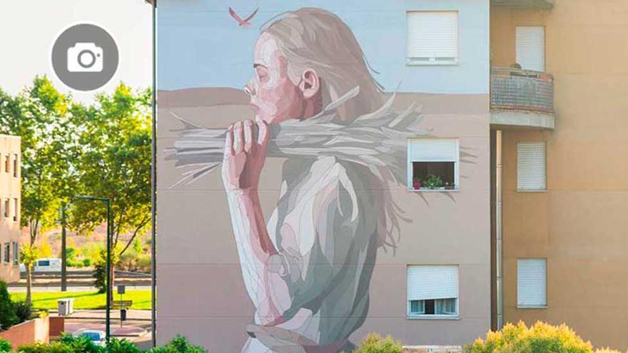 Cóctel de acentos en el arte urbano