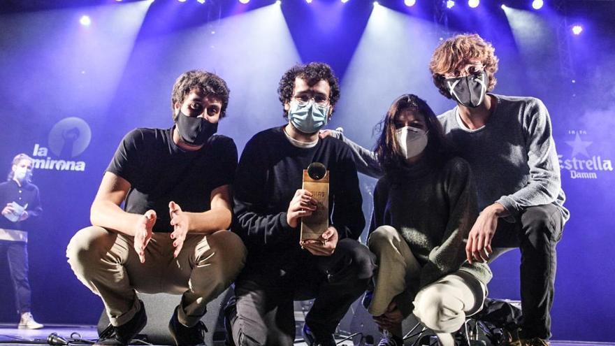 Reïna, guanyadors del Sona9 2020, actuaran a l'Acústica