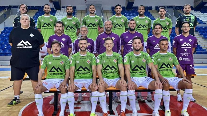 Un inicio de Liga de altura para el Palma Futsal