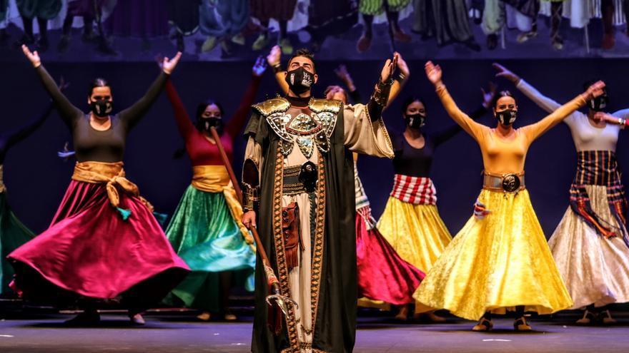 Gala cultural para conmemorar el Mig Any de Alcoy