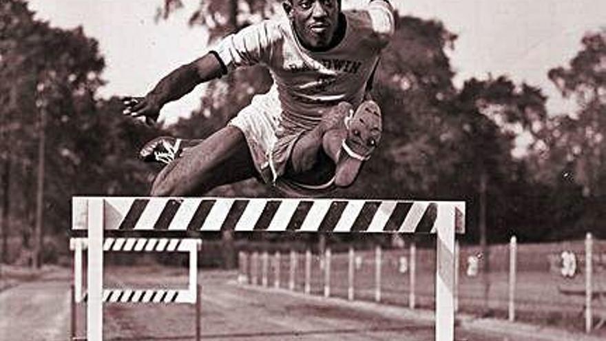 """""""Voy a ser como Jesse Owens"""""""