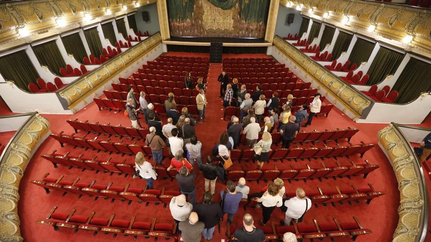 Elche destinará 20.000 euros en insonorizar la máquina de aire acondicionado del Gran Teatro