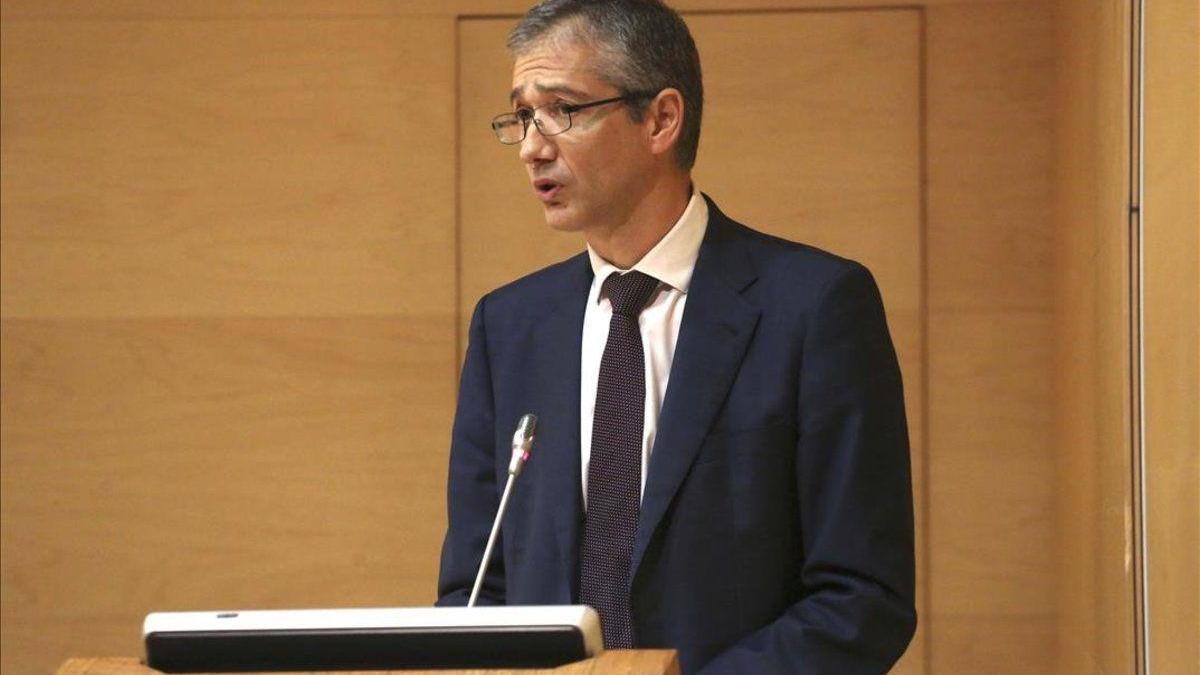 """El Banco de España espera que el parón alemán a los fondos europeos se resuelva en """"las próximas semanas"""""""