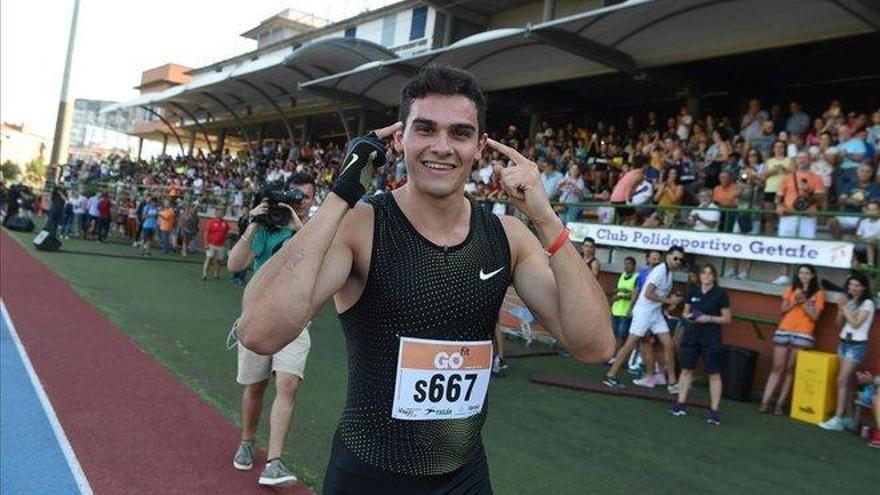 Bruno Hortelano, el regreso a las pistas más esperado