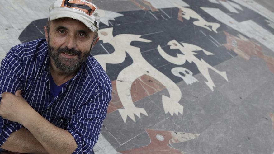 """Rodolfo Pico, el """"gatobardo"""" de la geometría poética"""
