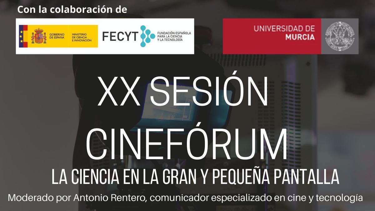 La nueva sesión del cinefórum 'La Ciencia en la gran y pequeña pantalla' de la UMU se adentra en el periodismo