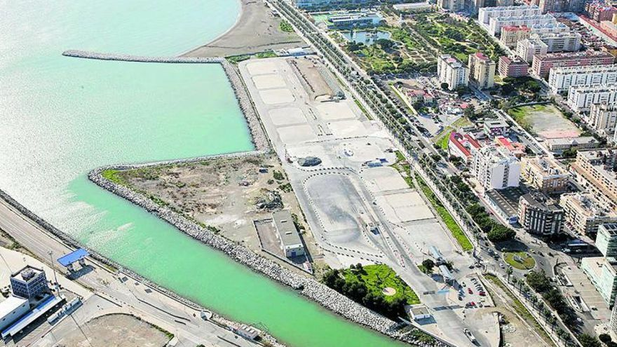 El Ayuntamiento de Málaga quiere gratis la parcela para el auditorio y no prevé compensar al Puerto
