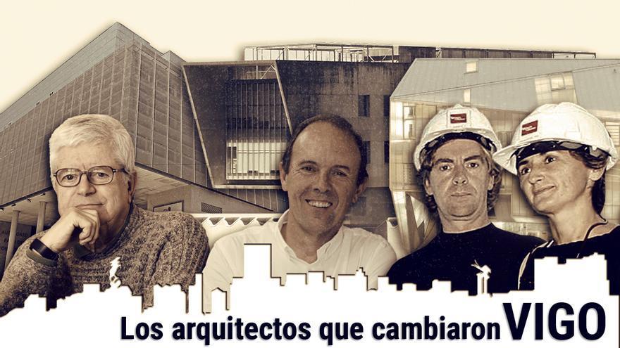 La arquitectura de Vigo al servicio de  la formación, la investigación y la cultura