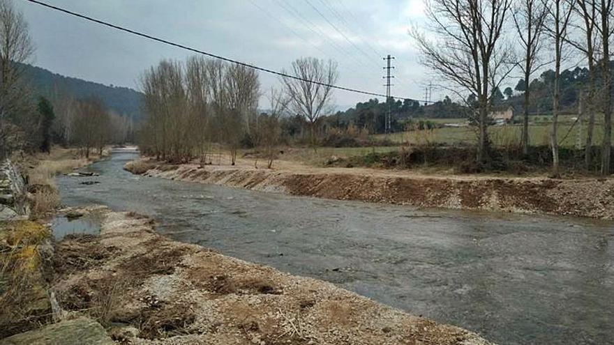 La regió central es podrà acollir a nous ajuts per inundacions